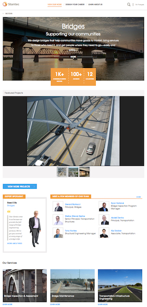 Architecture firm website case studies for Architecture firms in sector 17