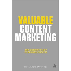 Valuable Content Marketing Book
